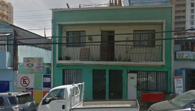 En esta casa de calle Uribe funcionó el colegio entre 1971 y 1974