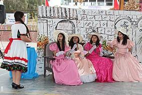 Acto Cívico Fiestas Patrias