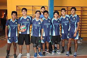 Campeonato Voleibol Varones