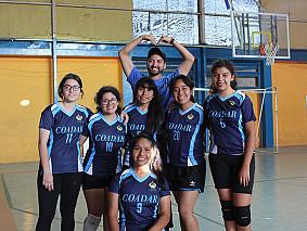 Voleibol Damas
