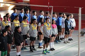 Cuadrangular de Voleibol