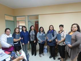 U. Atacama reconoce labor de profesoras