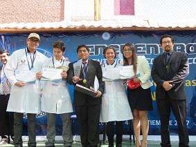 Arica ganador 1° Encuentro  Científico ANCH