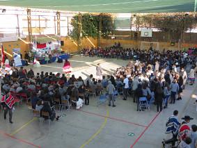 Acto Cívico Septiembre