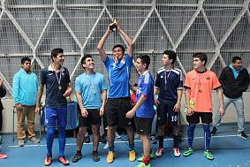 Final Campeonatos Deportivos internos
