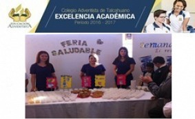 Feria Saludable Abril 2017