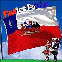 Inicio Celebración Fiestas Patrias 2016