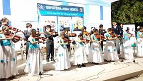Conjunto de Violines