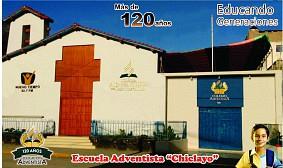 Escuela adventista chivlayo