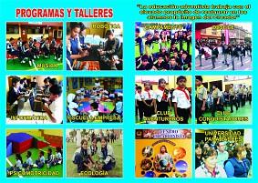 PROGRAMAS Y TALLERES
